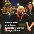 international awards and Bursaries at Griffith College, Ireland