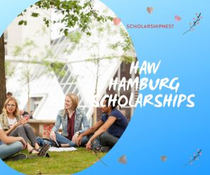 HAW Hamburg Scholarships in International Activities, Germany