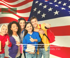 Need Based Financial Aid for International Students at New York University, USA